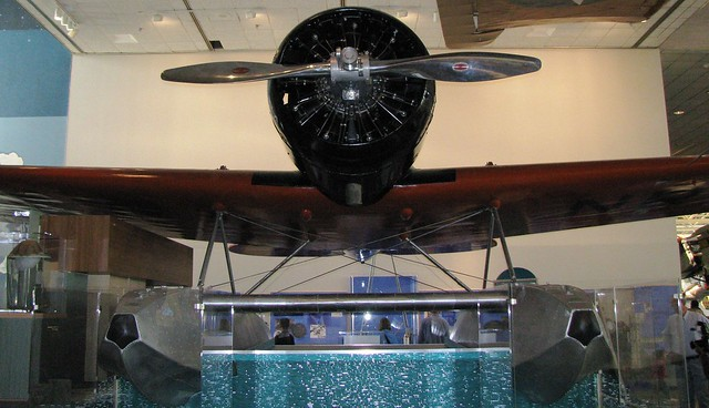NM521 - Civilian - American - Lockheed Model 8 Sirius 'Tingmissartoq' - Utility Transport - 1929 - Flown by Charles and Anne Lindbergh