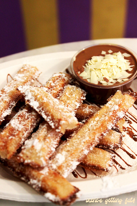 mooberry-churros