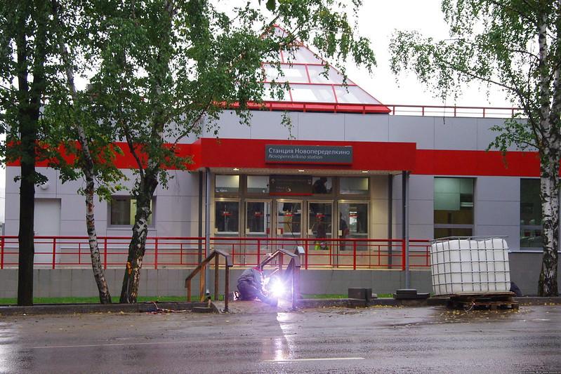 Запуск новой станции электрички Новопеределкино намечен на 4 августа