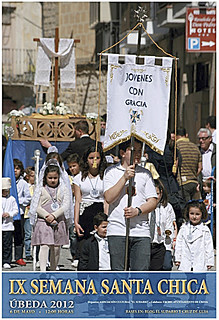 IX Semana Santa Chica