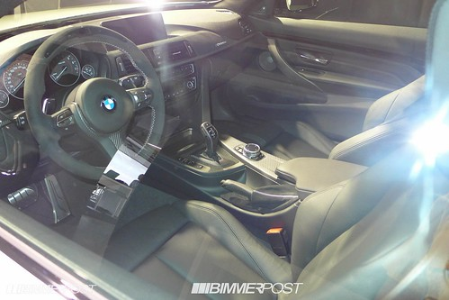 BMW 4 series M Package