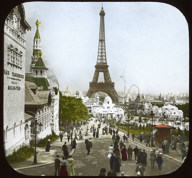 Paris Exposition 1900