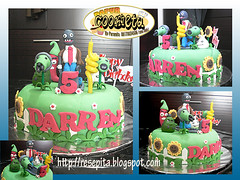 DARREN BIRTHDAY CAKE