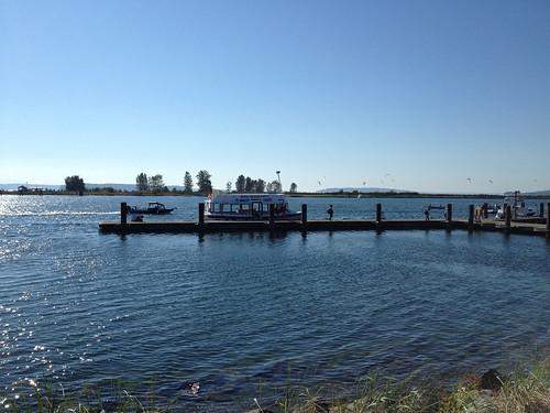 Ferry to Jetty Island