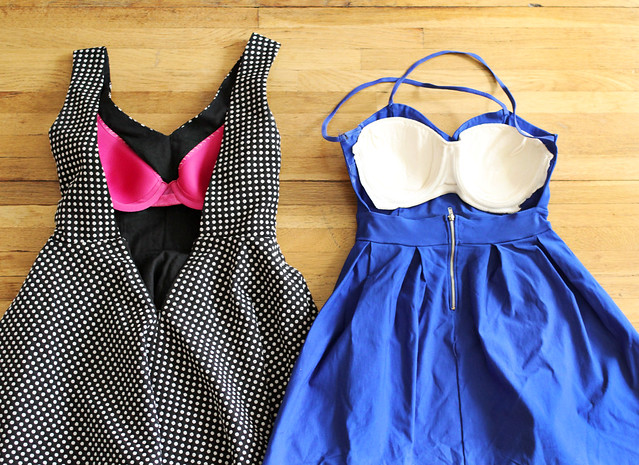 Skunkboy Blog: Let's Talk About Backless Dresses and Undergarments