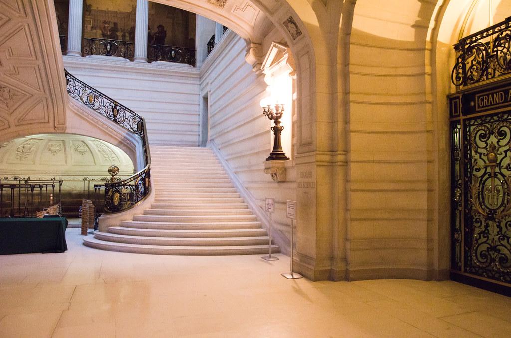 L'escalier des Sciences