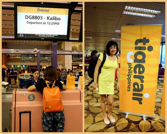 Tiger Air flies direct to Kalibo Airport for Boracay