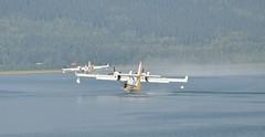 aviation, airplane, vehicle, sea, wind, seaplane, coast, flight,