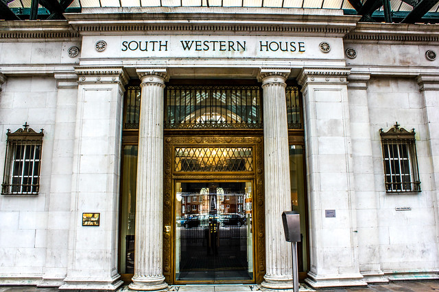 South Western House de Southampton