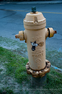 Fire Hydrant Message