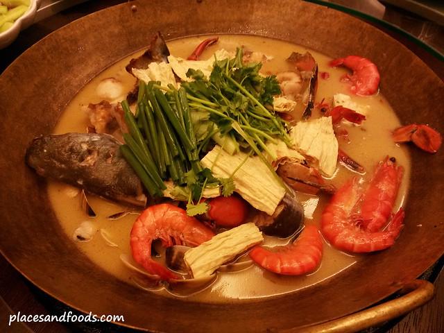 youmiqi hotpot seafood