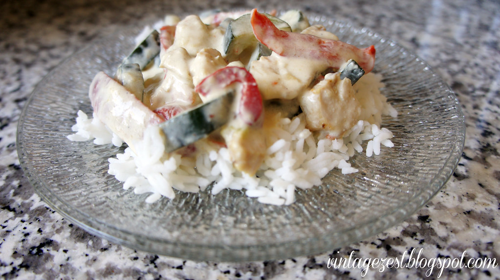 Thai Green Curry 12