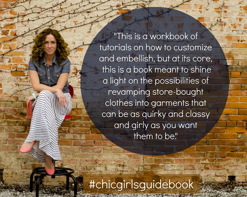 the chic girls guide book quote