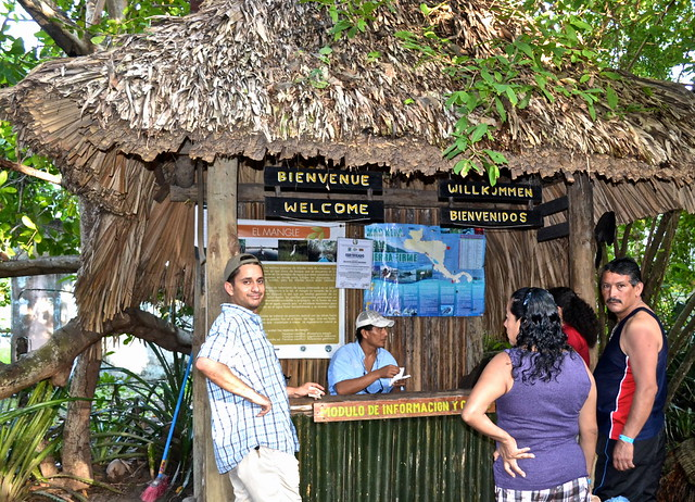 CECON turtle Hatchery - Monterrico, Guatemala