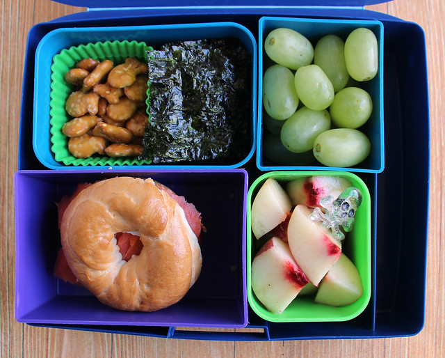 4th Grade Pirate Bento #797