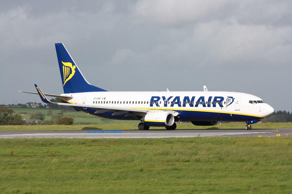 EI-ENF - B738 - Ryanair