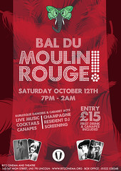 Bal Du Moulin Rouge poster
