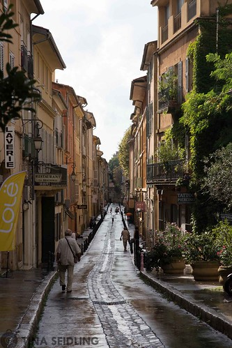Nachmittag in Aix-en-Provence_-6