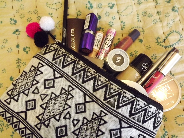 Autumn Make-Up Bag