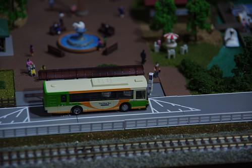 PENTAX K-3 diorama bus 135mm
