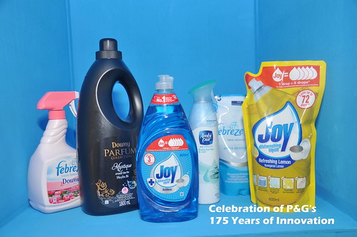Celebration of P&G 175 years of Innovation 7