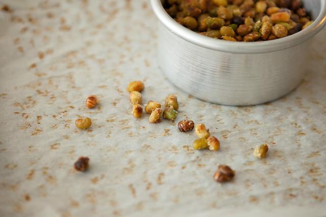 Crispy Parmesan Wasabi SoybeansIMG_7535