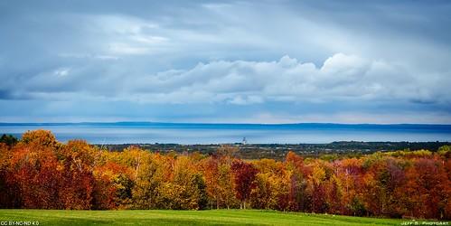 Overlooking Georgian Bay