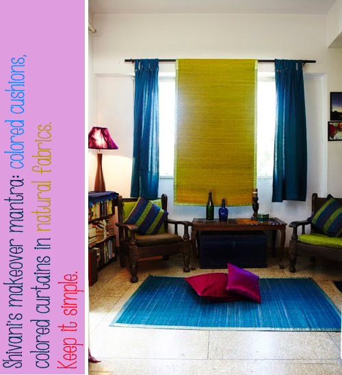 How Shivani Dogra gave her home a makeover