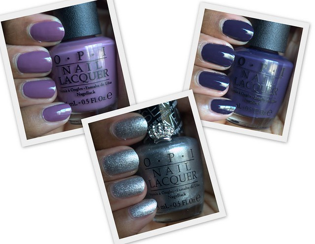 OPI Limited Edition MISS UNIVERSE nail polish collection