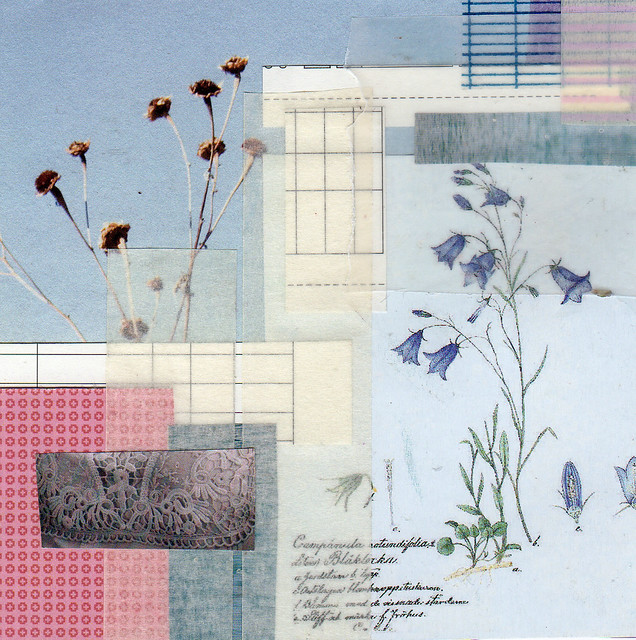 Collage: Do you Hear the Bluebell Calling