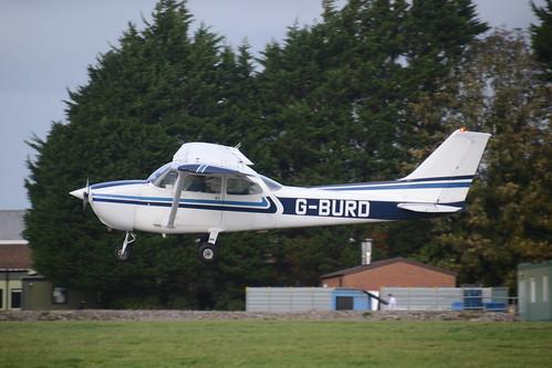 G-BURD Cessna F.172N
