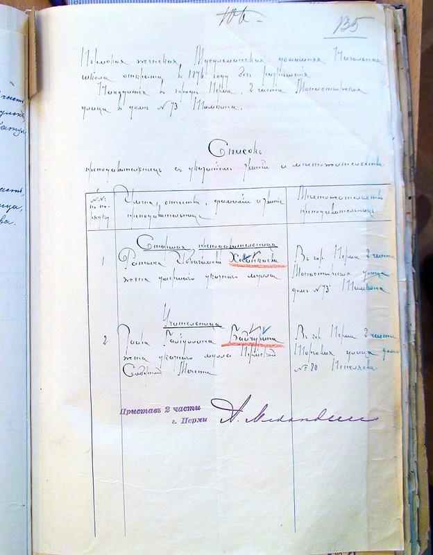 DSC02841  Татарские школы г.Перми 1911