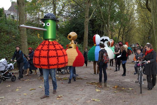 La Parade Moderne - Clédat & Petitpierre - Playground 2013