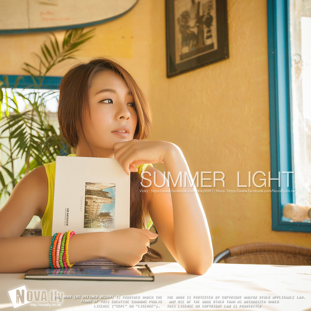 [魚兒]Summer Light