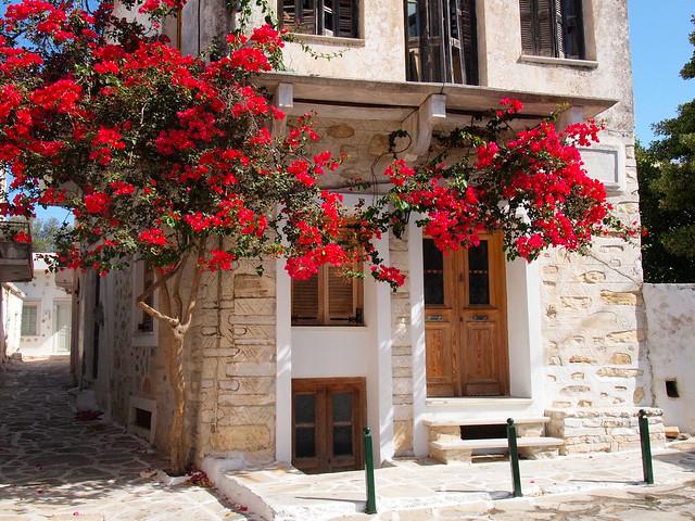 Halki village, Naxos