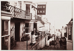 'Clovelly, The New Inn'