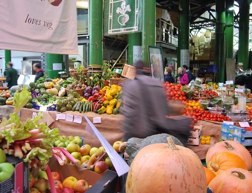 Borough market by Mwap38