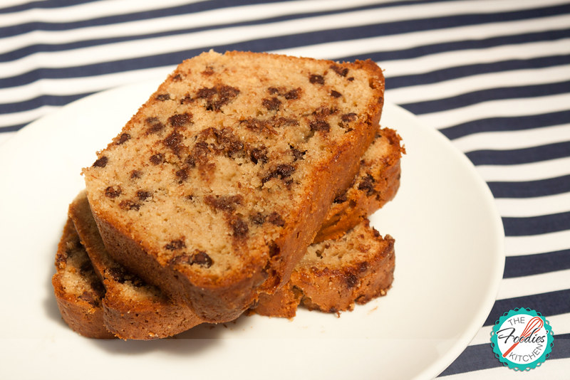 Coconut & Banana Bread