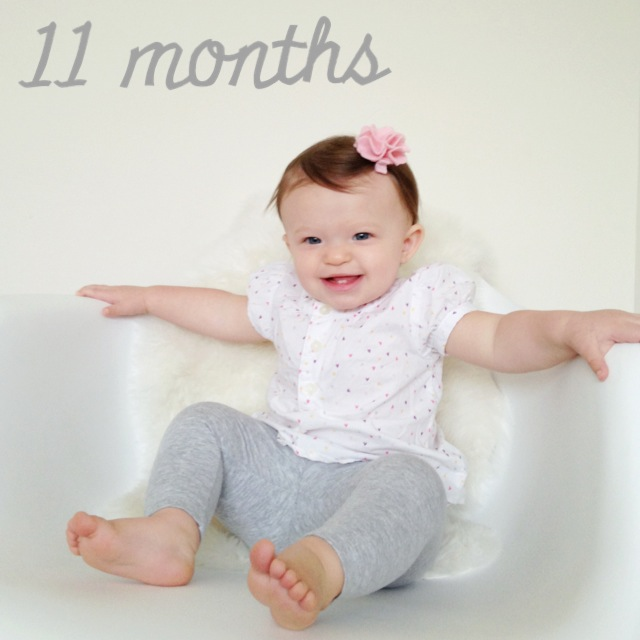 Wren Winter: 11 months