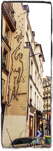 Black Line Fever by Paris Set Me Free