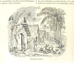 """British Library digitised image from page 596 of """"De Aardbol. Magazijn van hedendaagsche land- en volkenkunde ... Met platen en kaarten [Deel 4-9 by P. H. W.]"""""""