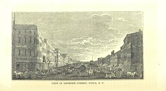"""British Library digitised image from page 255 of """"Pictorial History of the State of New York, etc [Compiled from the 'Historical Collections of the State of New York,' by J. W. Barber and Henry Howe, published in 1841.]"""""""