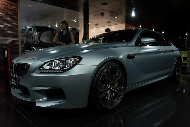 BMW M6 グラン クーペ