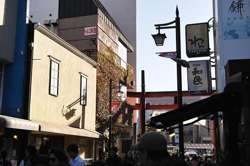 小町通り入口 by leicadaisuki