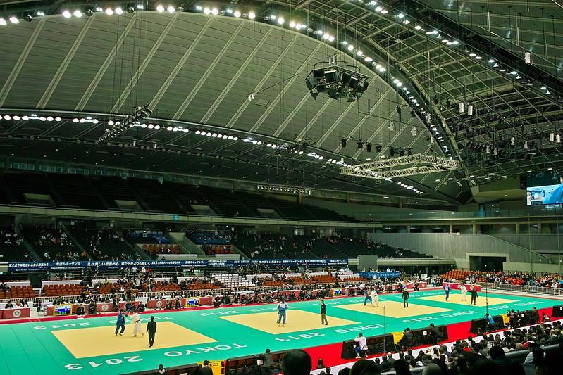 柔道グランドスラム東京2013 #1