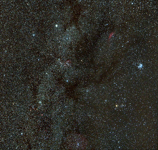 Taurus and Auriga