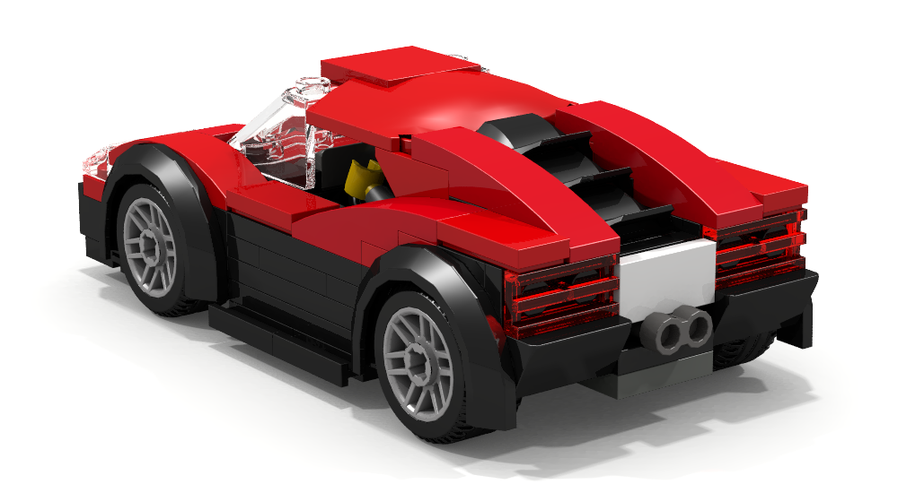 Ldd Mocs Imvanyas Sports Cars Lego Town Eurobricks Forums