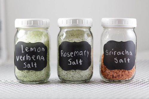DIY Homemade Salts