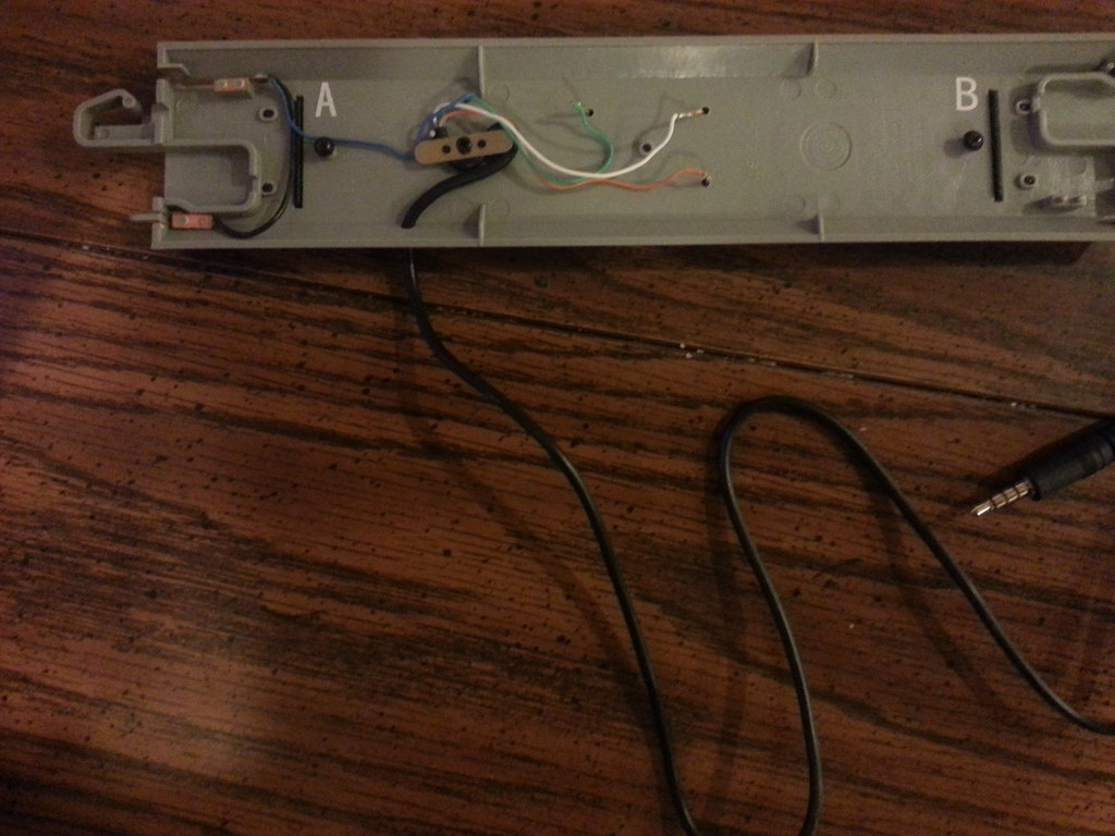 Bachmann E Z Track System Auto Reversing 44547 Model Train Switch Wiring Schematic Heres A Close Up Of The Start Piece