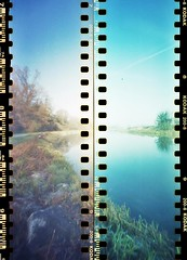 divided / the waters   ;/)   pinhole zip